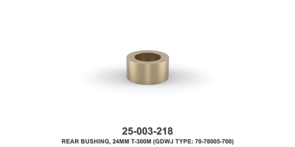 24 mm Rear Bushing - Gardner Denver / Butterworth Type