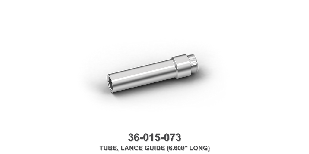 "6.6"" Long Lance Guide Tube"