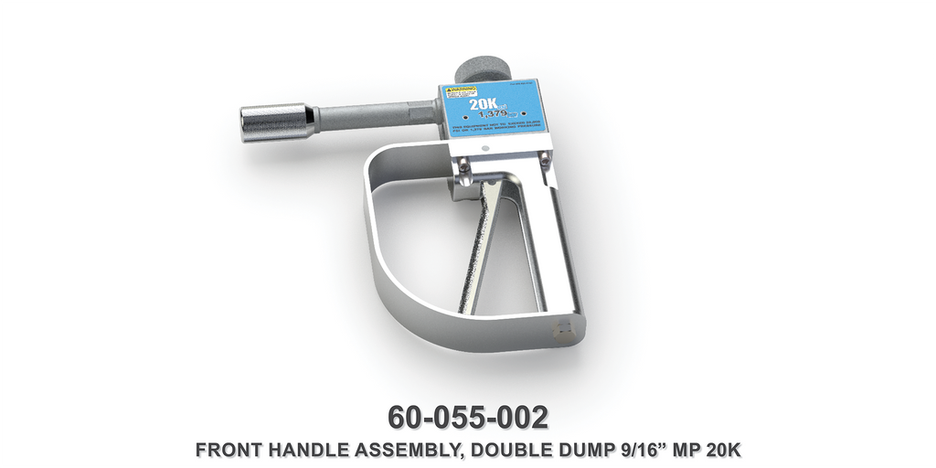 20K Double Dump Front Handle Assembly
