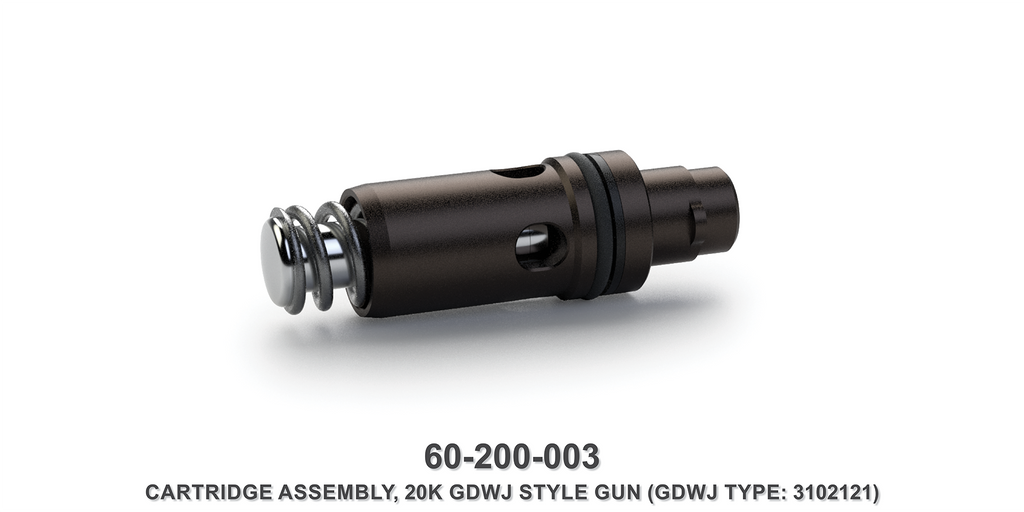 20K GDWJ Gun Cartridge Assembly