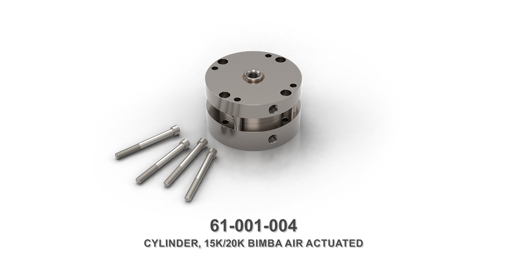 15K/20K Bimba Air Actuated Cylinder
