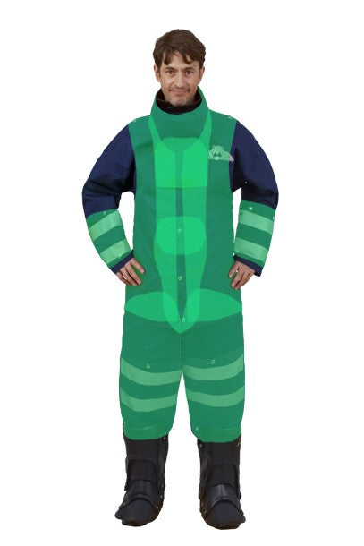 TurtleSkin CoverAll Complete Suit