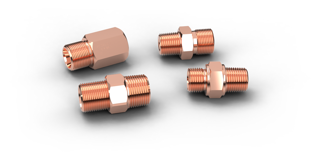 Metric / BSPP to NPT Adapters