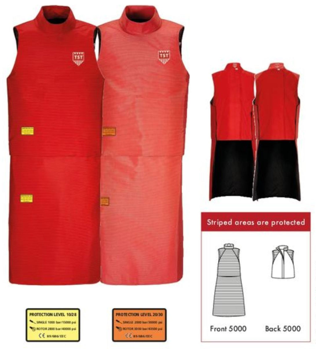 TST-Sweden Waistcoats with Apron