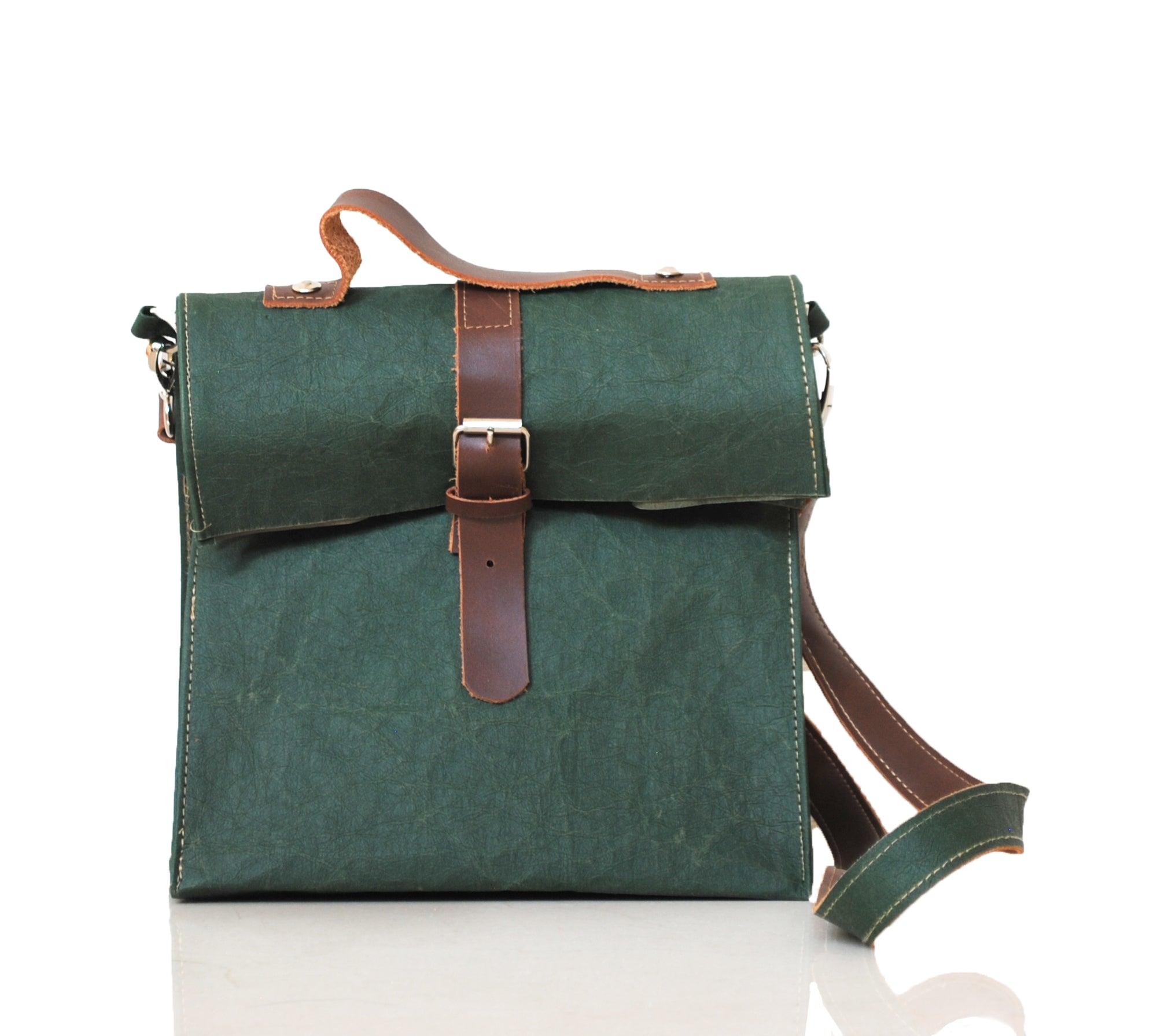 Lunch bag Roble Verde con asa