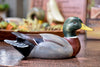 Mallard - Hand Carved Waterfowl - Canvas Art Plus