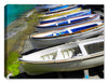 Capri Boats - Indoor/Outdoor Art