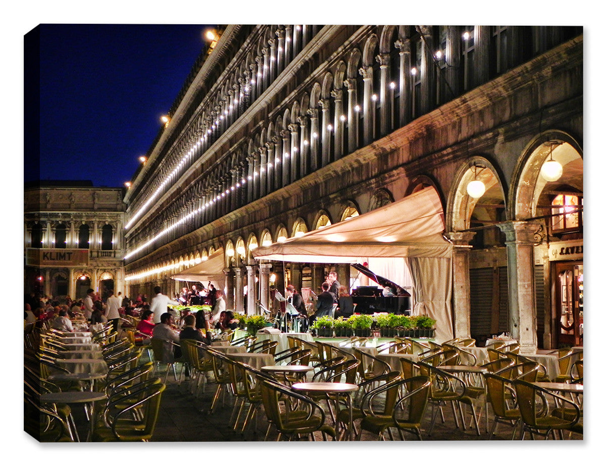 Evening in Venice -  Indoor/Outdoor Art