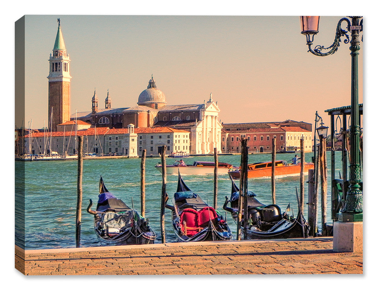 Venice Rush Hour -  Indoor/Outdoor Art
