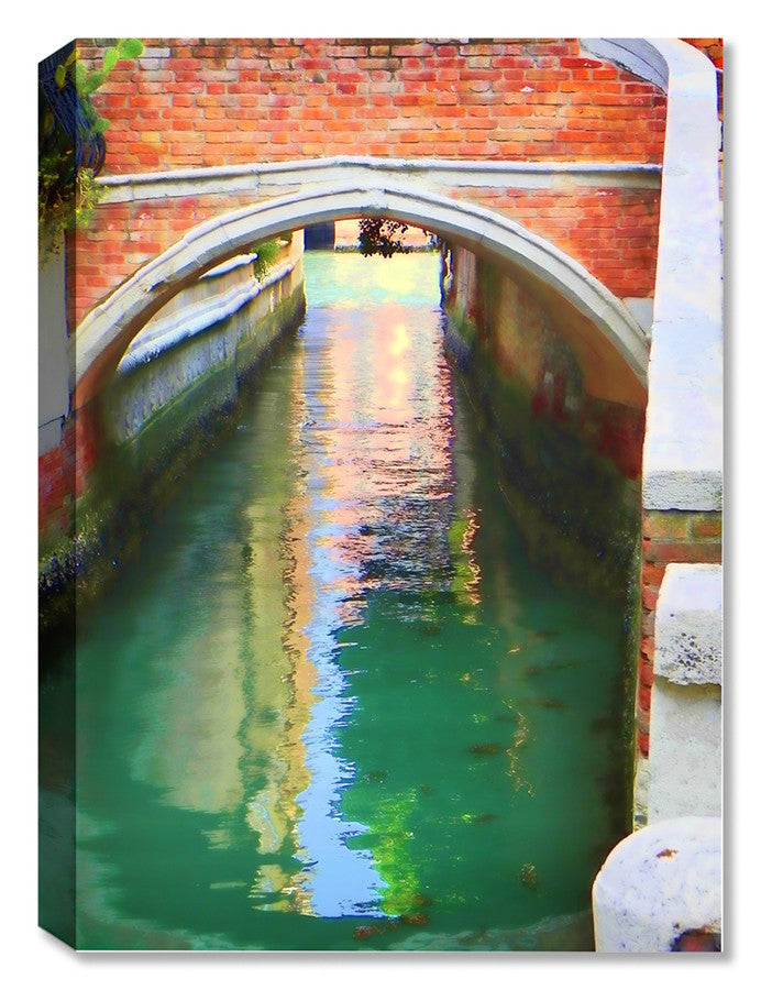 Venice Bridge -  Indoor Outdoor Art