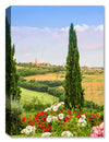 Umbria Bell Tower -  Indoor Outdoor Art