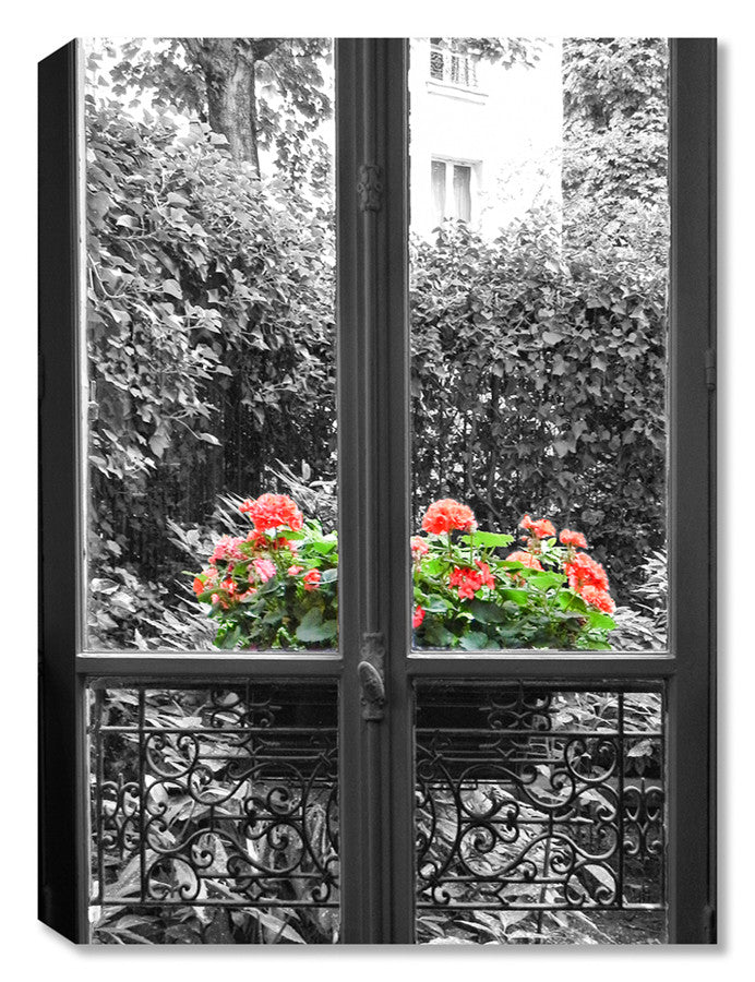 Le Jardin Paris -  Indoor Outdoor Art