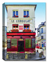Le Consult Cafe -  Indoor Outdoor Art