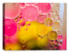 Bubbles No. 9 - Latex on Canvas - Abstract Art