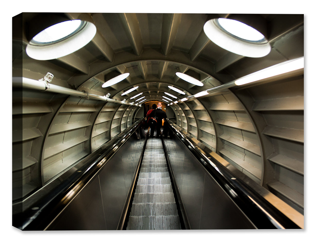 Up or Down - Photography on Canvas