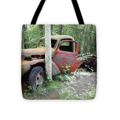 Abandoned - Tote Bag