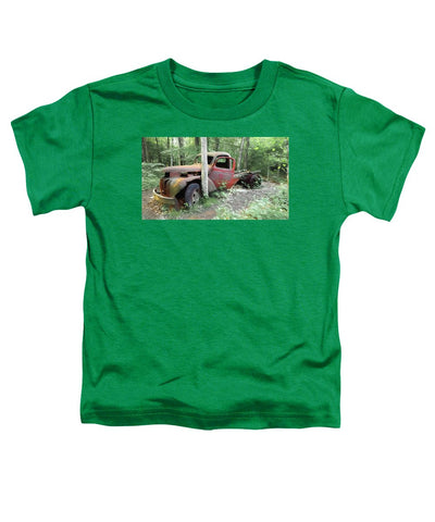 Abandoned - Toddler T-Shirt