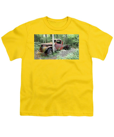 Abandoned - Youth T-Shirt