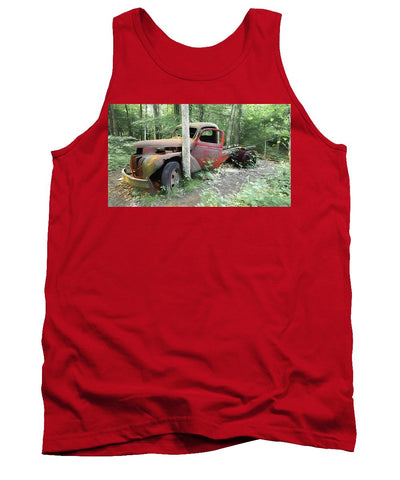 Abandoned - Tank Top