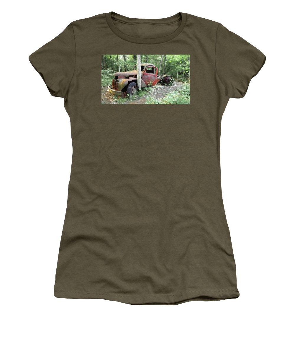 Abandoned - Women's T-Shirt