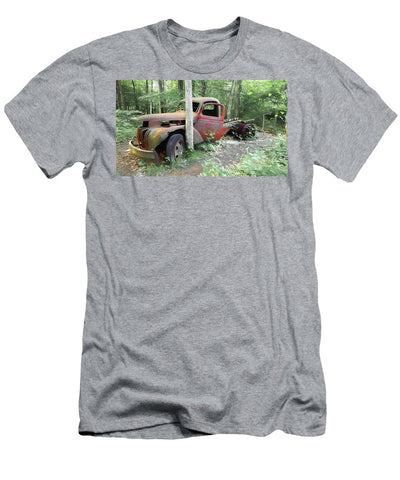 Abandoned - Men's T-Shirt (Athletic Fit)