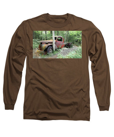 Abandoned - Long Sleeve T-Shirt