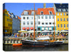 Copenhagen - Summer Time - Canvas Painting