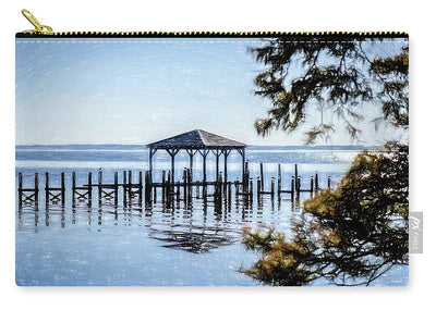 Outer Banks Pier - Carry-All Pouch