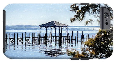 Outer Banks Pier - Phone Case
