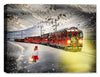 Polar Express - Canvas Art