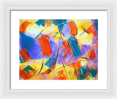 The Dance - Framed Print