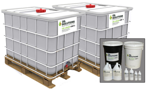 Oil Solutions Liquid