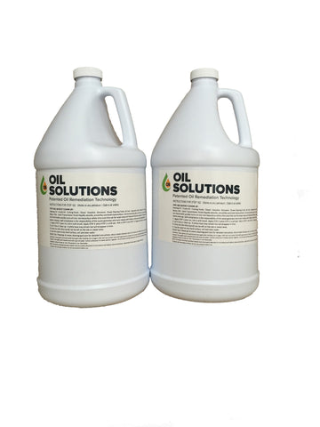 OS Liquid 2-Part Treatment 1 gal