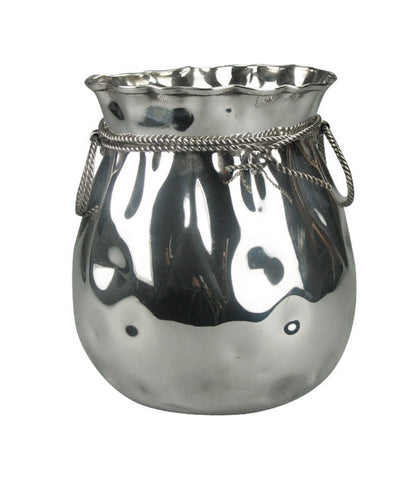 A German Silver-Plated Vase By WMF