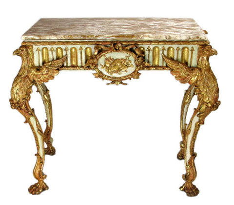 An Italian Neoclassical Console Table