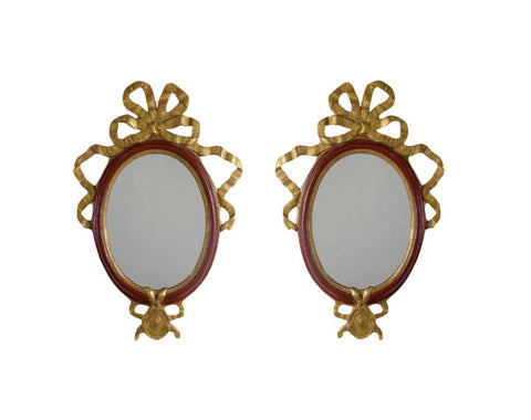 A Pair of Neoclassical Mirrors