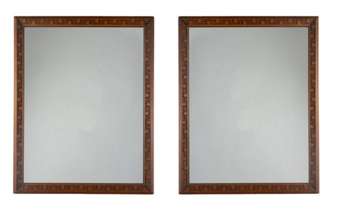 A Pair of Mirrors by Frank Lloyd Wright