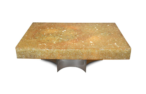 A French Resin Table