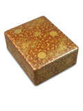A Large Japanese Gold Lacquer Document Box