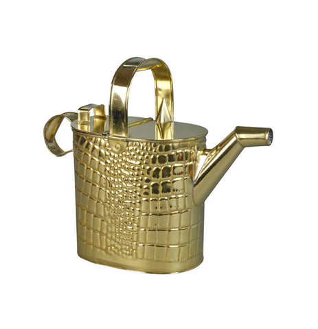 A Brass Arts and Crafts Watering Can