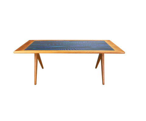 A Swedish Coffee Table by Stig Lindberg
