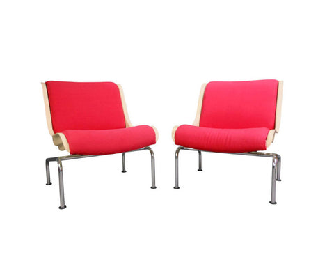 Pair of Finnish Chairs by Yrjö Kukkapuro