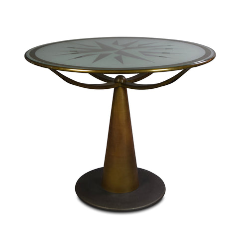 "An Italian ""Astrolabio"" Table"