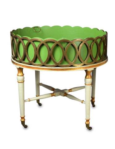 An Exceptional Regency Style Jardiniere