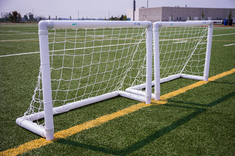 LIKA AIRGOAL 4' x 2.6' Inflatable Soccer Net