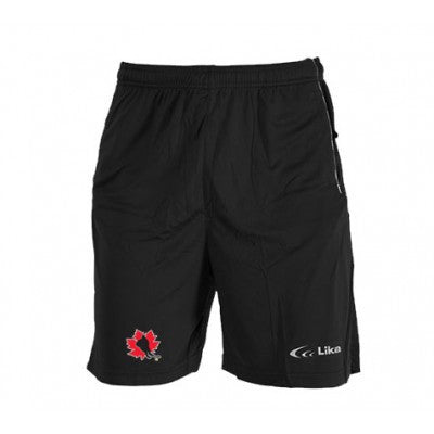 Ball Hockey Referee Shorts CBHA Certified