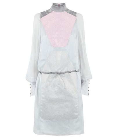 140602 -Block Shirt Dress