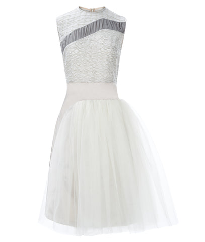 090125 -Strapless Dress
