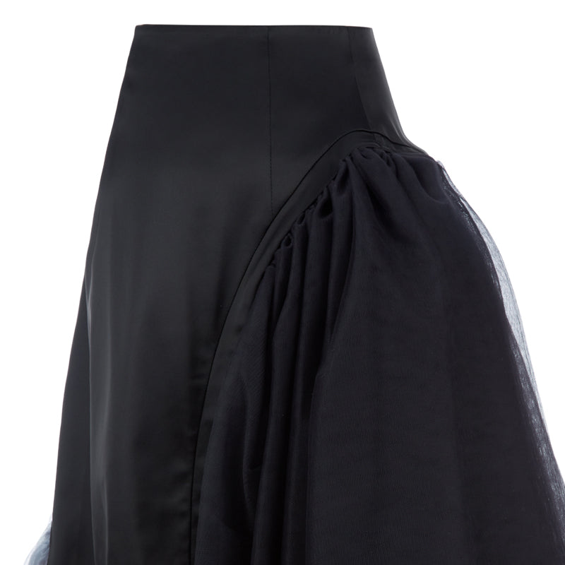 180107B -Dark Curve Panel Skirt [SAMPLE]
