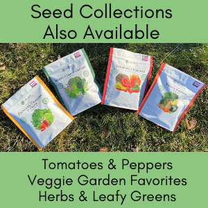 Picklers, Canners, & Salsa Seeds Kit – 20 Varieties, Non-GMO, Packed for 2021